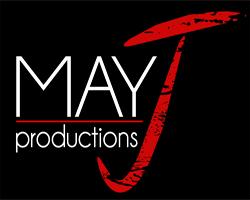 May J Productions Logo