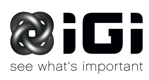 Immersion Graphics (IGI) Logo
