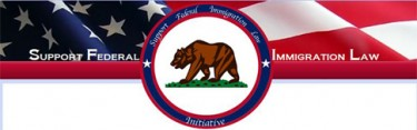 Support Federal Immigration Law Logo