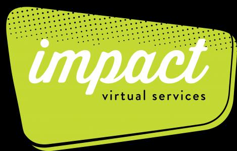 impact Virtual Services Logo