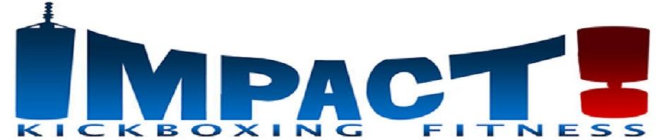IMPACT! Kickboxing Fitness Logo