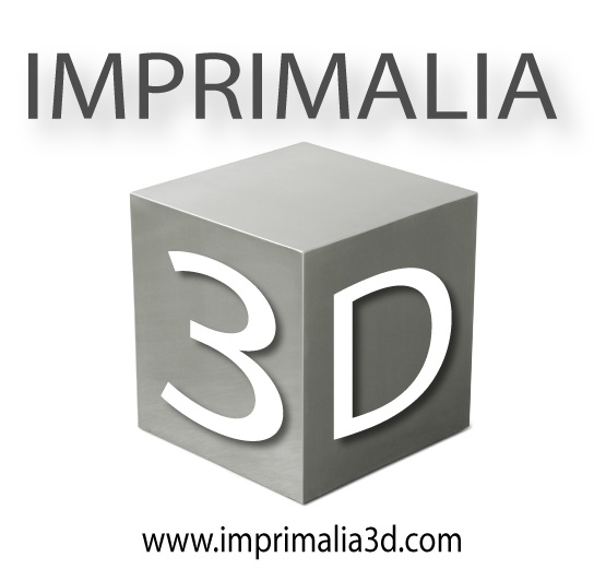Imprimalia 3D Logo