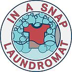 In a Snap Laundromat Logo