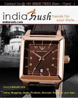 India Rush Logo