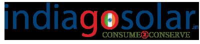 India Go Solar Logo