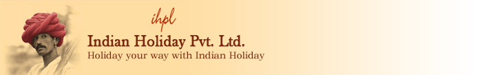 Indian Holiday Logo