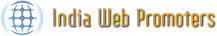indiawebpromoters Logo