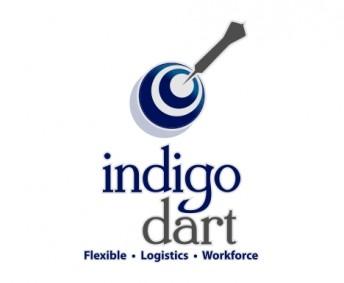 Indigo Dart Logo