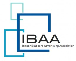 Indoor Billboard Advertising Association (IBAA) Logo