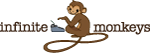 Infinite Monkeys LLC Logo