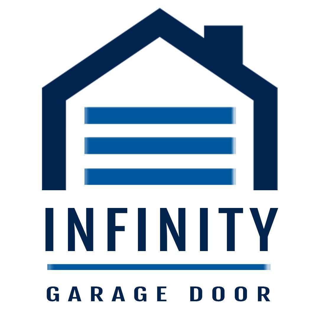 Infinity Garage Door Logo