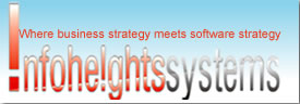 Infoheights Systems Logo