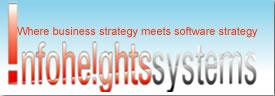 infoheights Logo