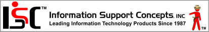 Information Support Concepts Inc. Logo