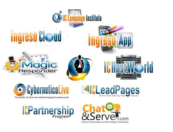 Ingreso Cybernetico Logo