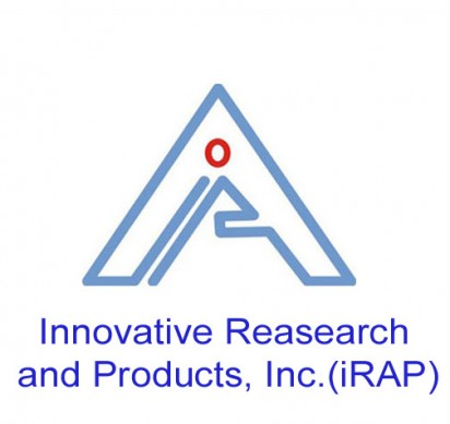 Innovative Research and Products, inc. Logo