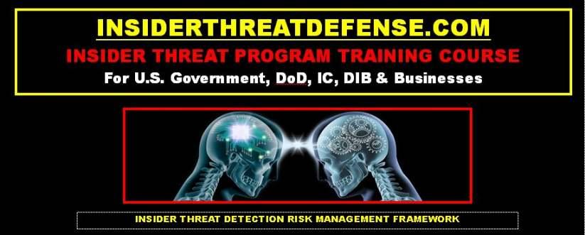 Insider Threat Defense Logo