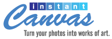 Instant Canvas Logo