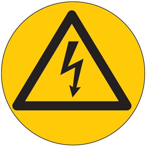Electrical Insulating Matting Logo