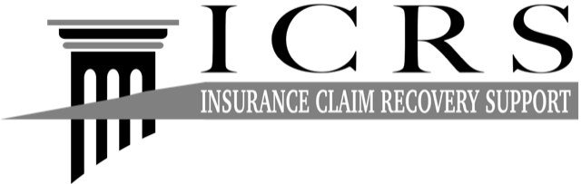 Insurance Claim Recovery Support Logo
