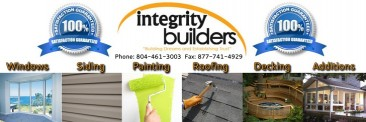 Integrity Builders Logo