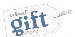 Internet Gift Store Logo