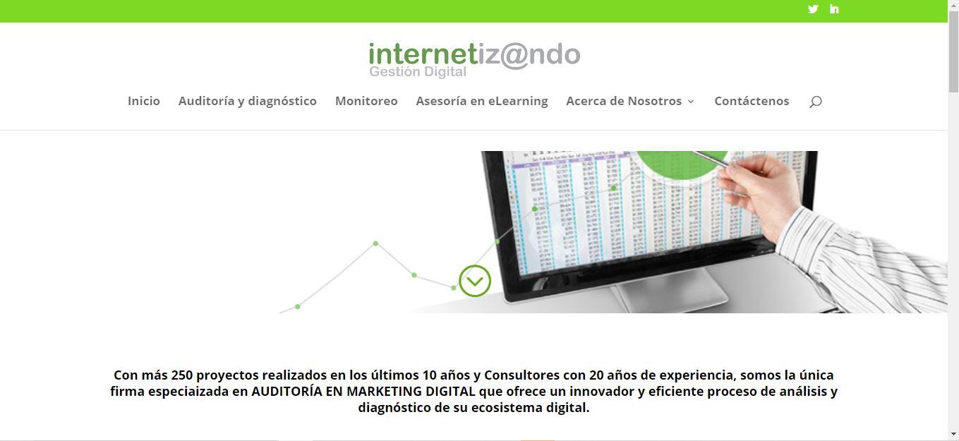internetizando Logo