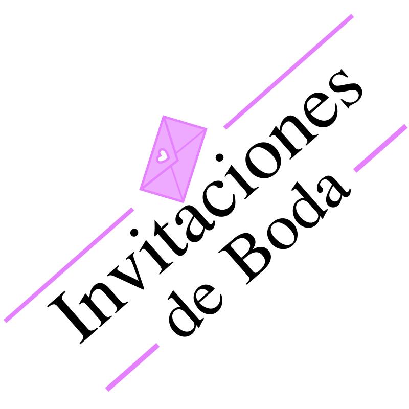 invitaciones-de-boda Logo