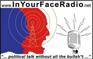 inyourfaceradio Logo