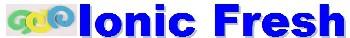 ionic fresh Logo