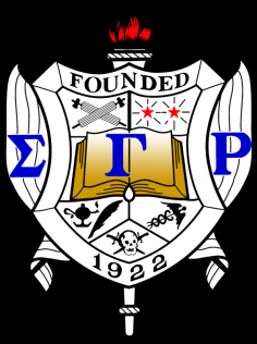 Sigma Gamma Rho Sorority, Iota Beta Sigma Chapter Logo