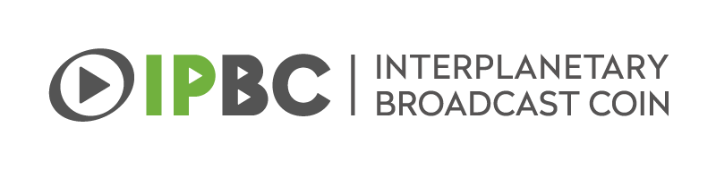 Interplanetary Broadcast Coin Logo
