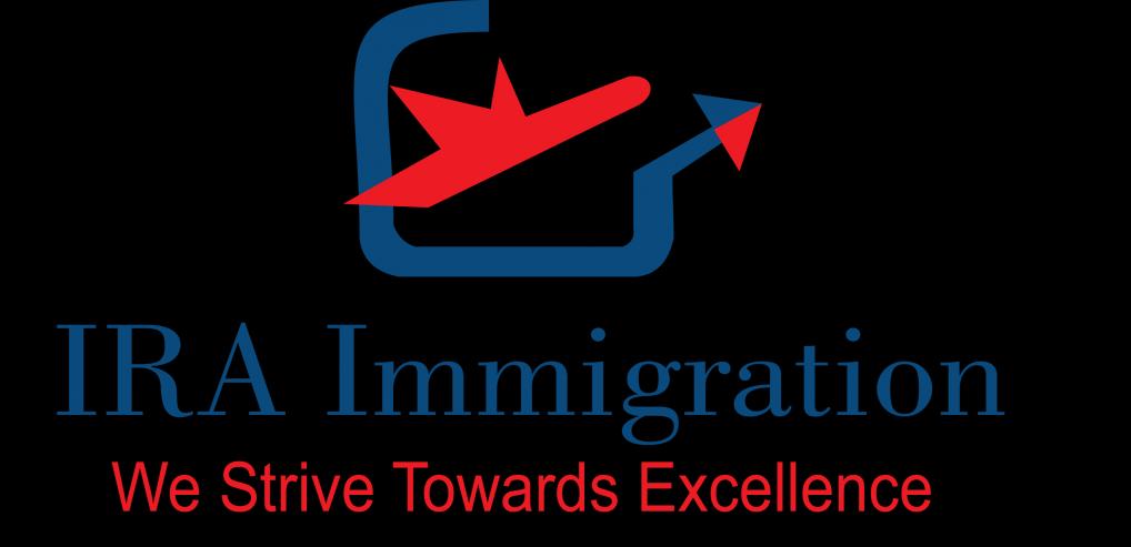 IRA Immigration Logo