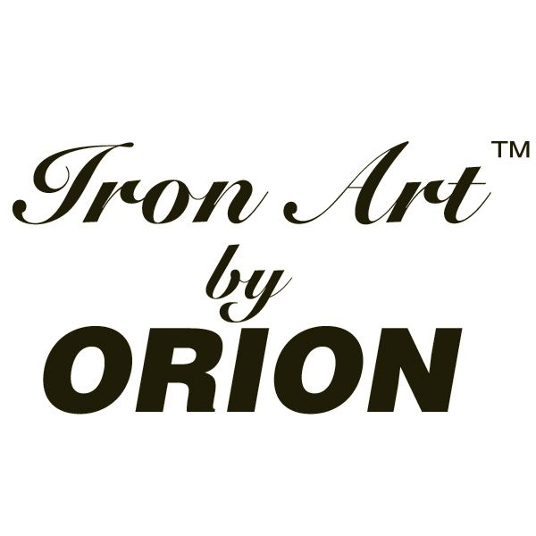 Iron Art by Orion Logo