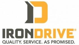 irondrivegaragefloor Logo