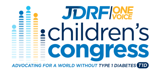 JDRF / Children's Congress Logo