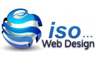 iSO Website Design Logo