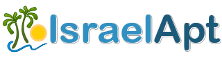 Israelapt - Vacation rentals in israel Logo