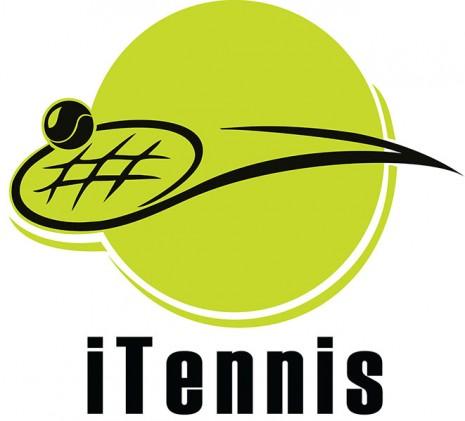 iTennis Online Tennis Equipment Retailer in India Logo
