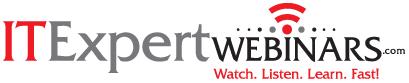 ITExpertWebinars.com Logo