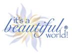 It's a Beautiful World! Logo