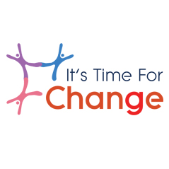 It's Time For Change Logo
