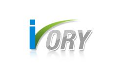 iVory Branding Agency Logo
