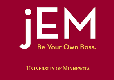 Junior Entrepreneurs of Minnesota Logo