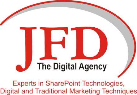 Jack Frost Design Logo