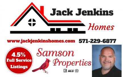 Jack Jenkins Homes Inc Logo