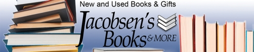 Jacobsen's Books & More, LLC Logo