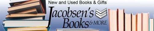Jacobsen's Books & More, LLC Logo