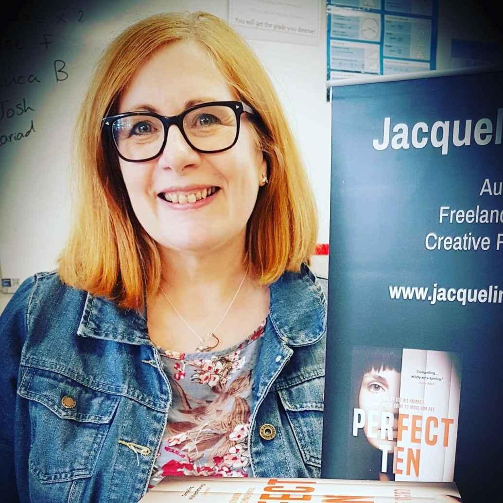 jacquelinewardbooks Logo