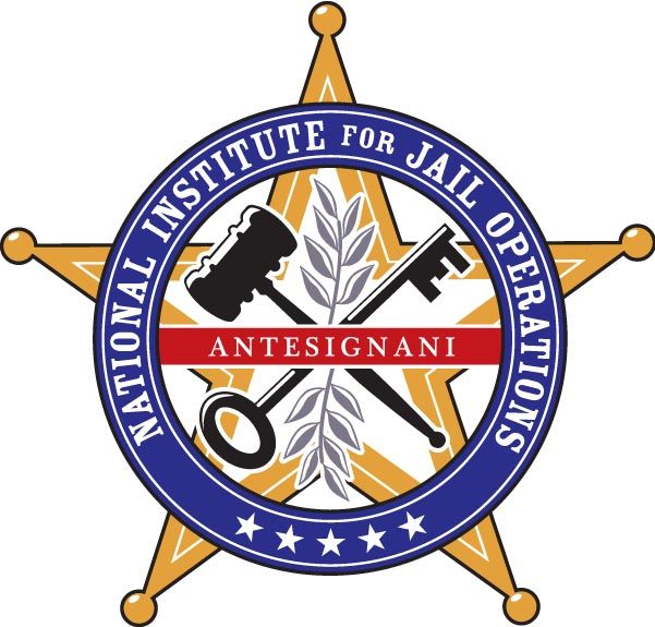 National Institute for Jail Operations Logo